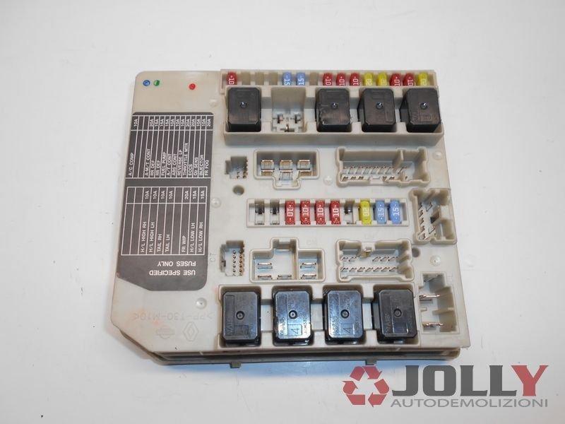 Schema Elettrico Nissan Juke : Centralina fusibili nissan micra k dci b ax
